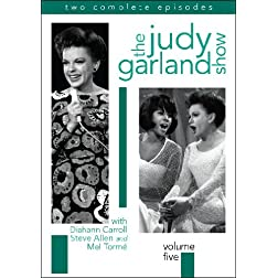The Judy Garland Show: Volume 5