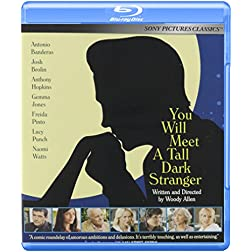 You Will Meet a Tall Dark Stranger [Blu-ray]