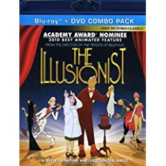 The Illusionist (Two-Disc Blu-ray/DVD Combo)