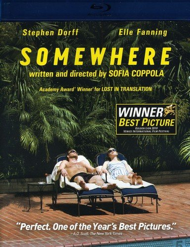Somewhere [Blu-ray]