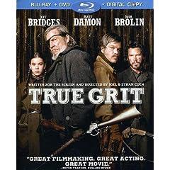 True Grit (Blu-ray/DVD Combo + Digital Copy)