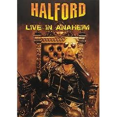 Halford- Live in Anaheim (5.1 DVD)