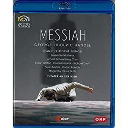 Handel: Messiah [Blu-ray]