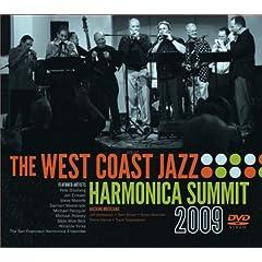 The West Coast Jazz Harmonica Summit 2009