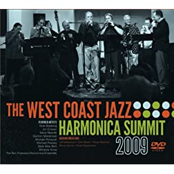 The West Coast Jazz Harmonica Summit 2009