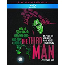 The Third Man (StudioCanal Collection) [Blu-ray]
