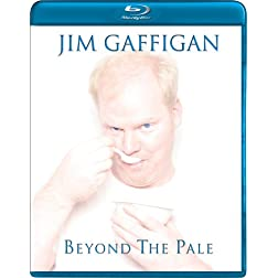 Jim Gaffigan: Beyond the Pale [Blu-ray]