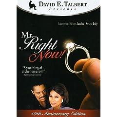 David E. Talbert's Mr Right Now