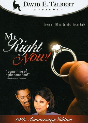 David E. Talbert's Mr Right Now