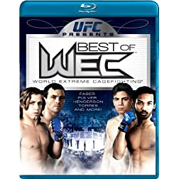 UFC Presents: The Best of WEC [Blu-ray]