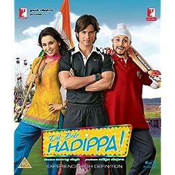 Dil Bole Hadippa- Shahid Kapoor, Rani Mukherjee (Comedy Hindi Film / Bollywood Movie / Indian Cinema Blu ray DVD) [Blu-ray]