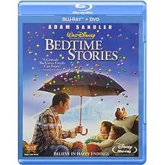 Bedtime Stories [Blu-ray]