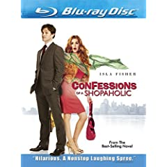 Confessions of a Shopaholic [Blu-ray]