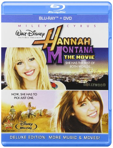 Hannah Montana: The Movie [Blu-ray]