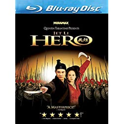 Hero [Blu-ray]
