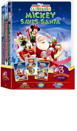 Disney Playhouse 3-Pack