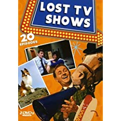 TV's Lost Shows