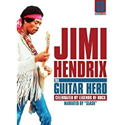 Jimi Hendrix-The Guitar Hero: Classic Artists