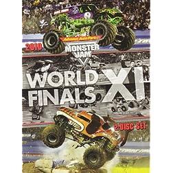 Monster Jam World Finals 11
