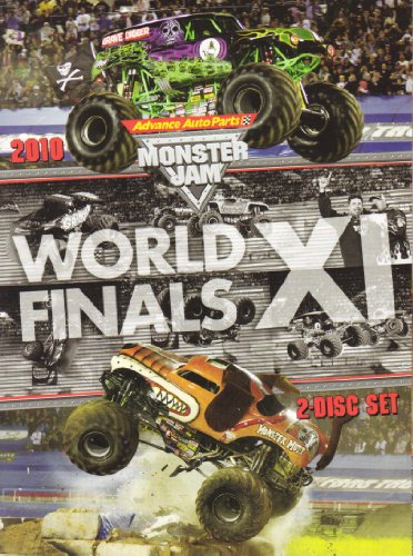 Monster Jam World Finals 11