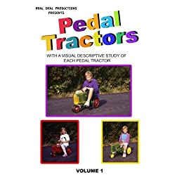 Pedal Tractors Vol 1