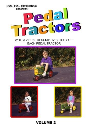 Pedal Tractors - Vol 2