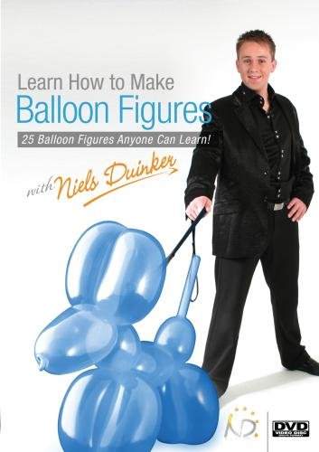 Learn How to Make Balloon Figures