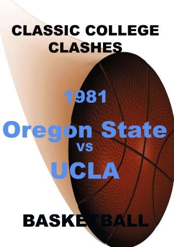 1981 Oregon State vs UCLA - Basketball