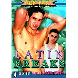 Latin Freaks: The Ultimate Collection