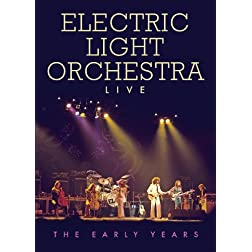 Electric Light Orchestra -Live: The Early Years