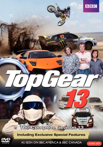 Top Gear: Complete Season 13