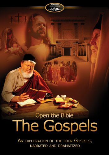 Open the Bible: The Gospels
