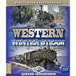 Western Winter Steam [Blu-ray]