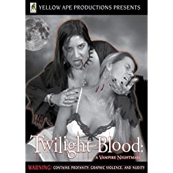 Twilight Blood: A Vampire Nightmare