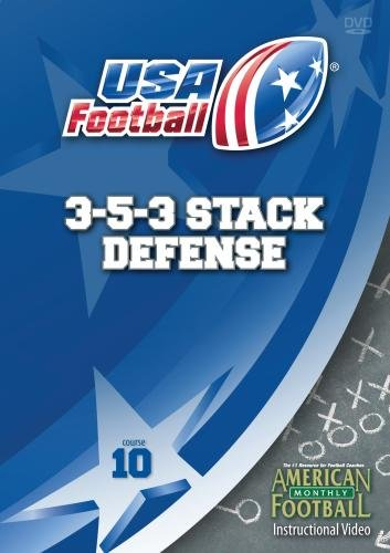 USA Football presents 3-5-3 Stack Defense