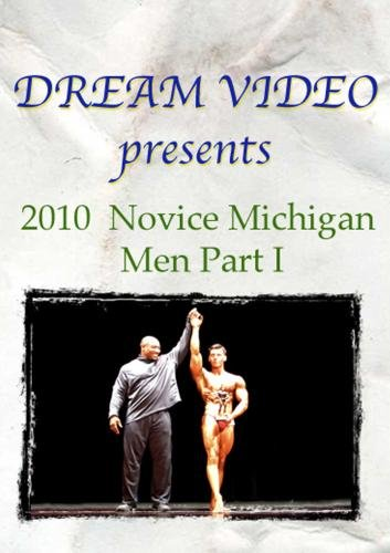 2010 Novice Michigan Men Bodybuilding