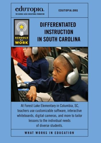 Schools That Work: Differentiated Instruction in South Carolina