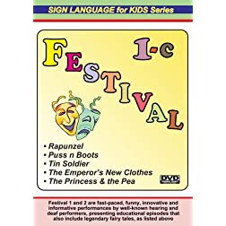 Sign Language for Kids: Festival 1-c