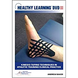 Kinesio-Taping Techniques in Athletic Training Clinical Practice
