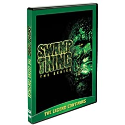 Swamp Thing: The Legend Continues