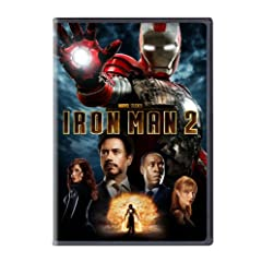 Iron Man 2 (Single-Disc Edition)