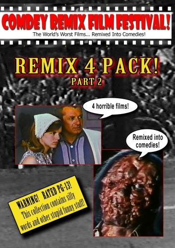 Tony Trombo's 4 Remixed Films (Part 2)