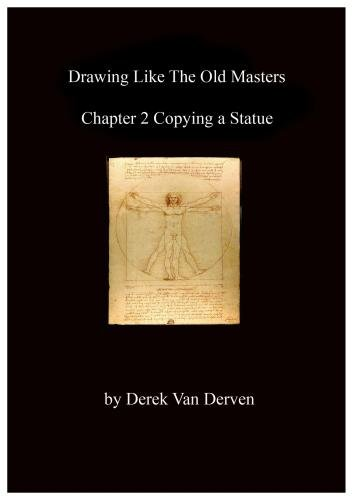 Drawing like the Old Masters (Chapter 2 - Copying a statue)