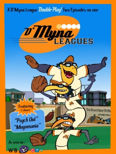 D'Myna Leagues: Psych Out & Mungomania