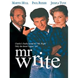 Mr. Write