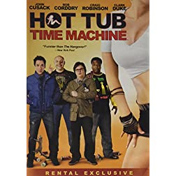 Hot Tub Time Machine (Rental Ready)