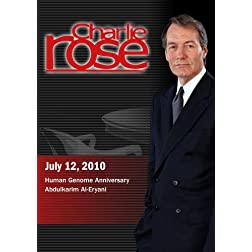 Charlie Rose (July 12, 2010)