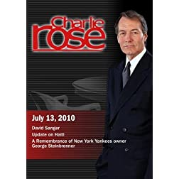 Charlie Rose (July 13, 2010)