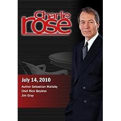 Charlie Rose (July 14, 2010)