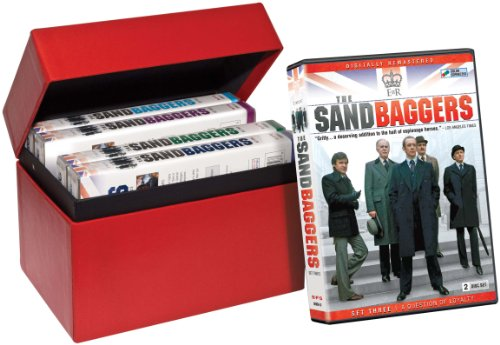 Sandbaggers, The Complete Collection